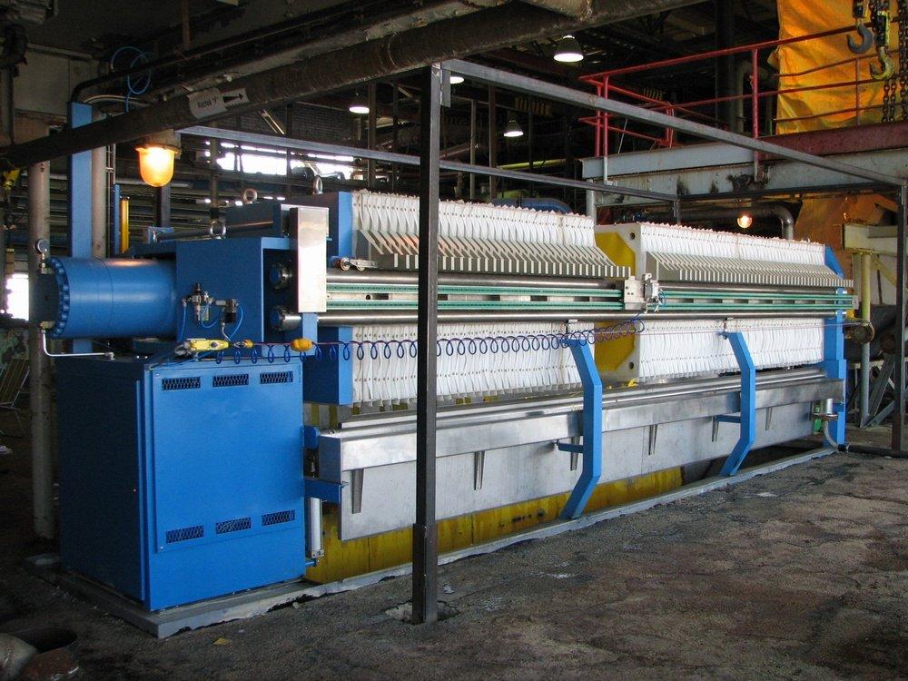 DIAMO Dolni Rozinka<br />Processing of uranium concentrate.